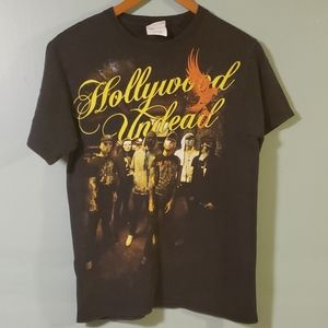 Hollywood undead t shity sz S